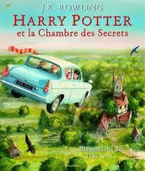 harry potter chambre harry potter et la chambre des secrets édition illustrée book by