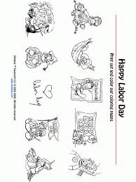 Labor Day Coloring Pages To Download And Print For Free Pictures
