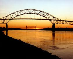 Christmas Tree Shop Sagamore Bridge by The Boston Globe Includes Randy In Article About Cape Cod Bridge