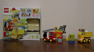 100 Toy Trucks Youtube Baby Lego Duplo My First Cars And Trucks Lego Duplo My First Cars
