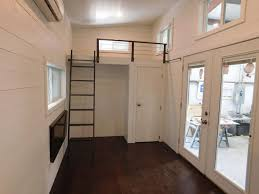 100 Loft Sf American Tiny House San Francisco Model Ladder To