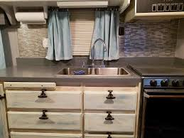 Line Rhcuragcom Rv Kitchen Remodel Completed With Decoration Fresh Herbs Flowers Rhcom