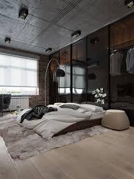 schlafzimmer mit glasschrank kleiderschrank glasschrank