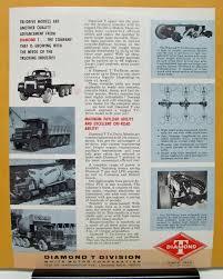 100 Diamond T Truck History 1962 1963 1964 1965 1966 1967 Ruck Ri Drive Model Sales