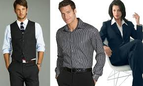 Tips On Choosing The Perfect Style And Looks When Attending Events Business Casual