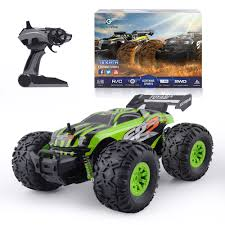 100 Monster Truck Toys For Kids RC Car 24G 118 Car Remote Control Controller