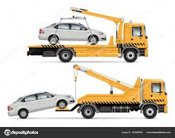 100 Tow Truck Vector Truck Vector Illustration Stock Imgvector 182858564