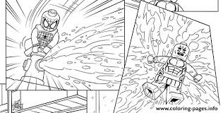 Lego Marvel Super Heros Dc Comics Coloring Pages Print Download 189 Prints