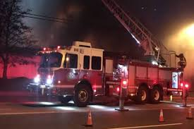 100 Largest U Haul Truck VIDEO Fire At In Surrey Destroys 18 Units North Delta Reporter