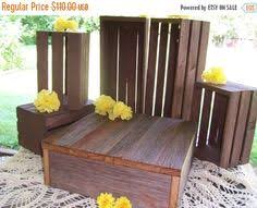 PICKLE ME SALE 3 Tier Rustic Cupcake Stand Cake Wedding Decorations Table Centerpiece Holder
