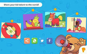 Coloring Book For Kids Apk Screenshot