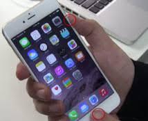 Tricks of Taking Screenshot on iPhone 6