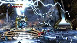 That Sinking Feeling Lego Marvel Minikit by Lego Marvel Super Heroes Una Muy Fria Bienvenida