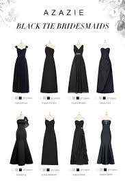 best 20 black tie bridesmaids ideas on pinterest black tie