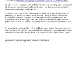 desk Sample Cover Letter For Paper Submission In Journal Cover