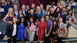 dancing with the stars 2013 season 17 cast announced abc news