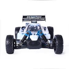 100 Gas Powered Remote Control Trucks HSP 110 Scale 4wd Nitro Power RC Car Buggy