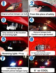 AutoEC Car Reverse Lights LED Autolamps T20 W21W W21/5W 7440 7443 27 ... House Tuning Cree 60watt Diffused Flood Flush Mount Led Backup Light Backup Auxiliary Lighting Kit Installation Fits All Truck T15 921 912 W16w Canbus No Error Free Reverse White 201518 High Powered Lights F150ledscom Oracle 35001 Black 2019 Toyota 4runner Pair Pack Backup Lights For Land Cruiser Kdj 200 Olm 2015 Wrx Sti 2013 Brz 2009 2014 Maximus3 Install Review Offroaderscom 2018 Newset Bulb 0918 Dodge Ram Factory Replacement 2016 Silverado Auxiliary Youtube