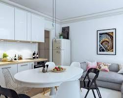 photos de cuisine table de cuisine ronde blanche conforama design led socialfuzz me