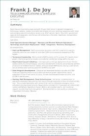Sharepoint Developer Resume Elegant Charmant Point 2010