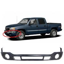 100 2003 Gmc Truck Amazoncom MBI AUTO Primered Lower Front Bumper Cover Valance