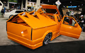 100 Lowrider Ice Cream Truck 2011 SEMA Six Vehicles Definitely Not Best In Show MotorTrend