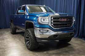 Used Lifted 2016 GMC Sierra 1500 SLT Z71 4x4 Truck For Sale - 42474 Used 2015 Gmc Sierra 1500 Slt All Terrain 4x4 Crew Cab Truck 4 2014 Allterrain 4x4 For Sale In Southey For Sale Seattle Area Want A Pickup With Manual Transmission Comprehensive List Sle Z71 Truck Northwest 4wd Extended Rearview Back Up Lifted 2017 Denali 45012 2500hd Vehicles Hammond La Ross Napco Trucks The Forgotten 2013 Crew Cab 20 Black Rims