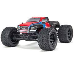 Arrma 1/10 Granite VOLTAGE 2WD RTR RC Monster Truck Red