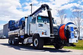 Vactor 2100 Plus PD Sewer Cleaner | Joe Johnson Equipment