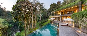 100 Chameleon House Luxury Ecohome Villa Blends Into The Bali Forest