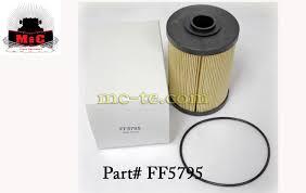 Fleetguard Fuel Filter FF5795 - Filters - Truck Parts - Truck Stuff