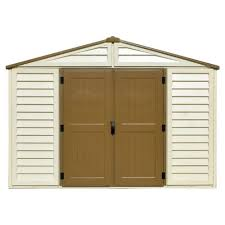 Rubbermaid Vertical Storage Shed by Rubbermaid 7 Ft X 7 Ft Plastic Storage Shed Fg5h8000sdonx The