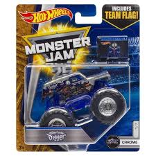 100 Hot Wheels Monster Truck Toys Jam 25th Anniversary Son Uva Digger