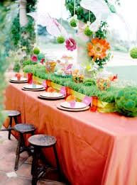 Spring Party Decor For Kids