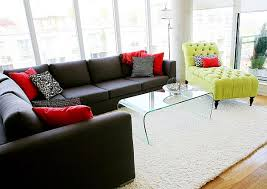 18 black and red living room decorating ideas floating