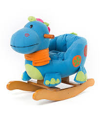 Child Rocking Horse Toy, Stuffed Animal Rocker Toy, Blue Dinosaur ... Kinbor Baby Kids Toy Plush Wooden Rocking Horse Elephant Theme Style Amazoncom Ride On Stuffed Animal Rocker Animals Cars W Seats Belts Sounds Childs Chair Makeover Farmhouse Prodigal Pieces 97 3 Miniature Teddy Bears Wood Rocking Chairs Strombecker Buy Animated Reindeer Sing Grandma Got Run Giraffe Chairs Cuddly Toys Child For Custom Gift Personalised Girls Gifts 1991 Gemmy Musical Santa Claus Christmas Decoration Shop Horsestyle Dinosaur Vintage155 Tall Spindled Doll Chair Etsy