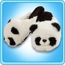 Sale fy Panda Slippers SALE NOW $5 00 My Pillow Pets