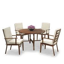 Homestyles Key West 5-Piece Round Outdoor Dining Table & 4 Chairs ... Kitsch Round Glass Table Set Of 4 Chairs Dfs Ireland Mcombo Mcombo Ding Side 4ding Clear Ingatorp And Chairs White Ikea Cally Modern Table With La Sierra Fniture Grindleburg 60 Woodstock Carisbrooke Barker Stonehouse Dayton 48 Upholstered Shop Hlpf5cap 5 Pc Small Kitchen Setding Hanover Traditions 5piece In Tan A Jofran Simplicity Chair Slat Back Pier 1 W Aptdeco Rovicon Lulworth Pedestal