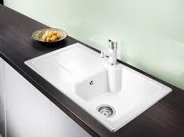 Blanco Sink Strainer Waste by Blanco Idessa 45 S Ceramic Basalt Kitchen Sinks From Blanco