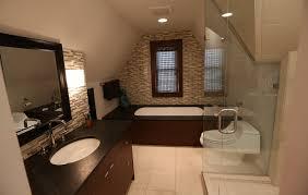 Master Bathroom Vanity With Makeup Area by Attic Bathroom Sinks Brightpulse Us