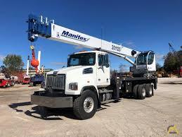 100 Ton Truck 2018 Manitex 30112S 30 Boom For Sale S Cranes