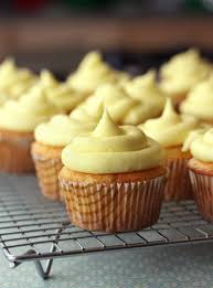 Enjoy The Tropical Taste Of Pineapple Combined With Tangy Cream Cheese In This Flavorful Cupcake