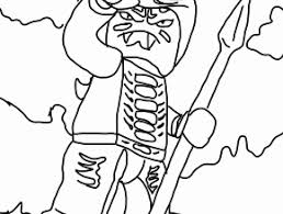 Newest Lego Ninjago Snake Coloring Pages