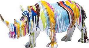 rhino colore nashorn als schönes accessoire moebeldeal