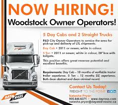 Day & Ross - Day & Ross - Woodstock Terminal Is Looking... | Facebook What You Should Know Before Purchasing An Expedite Straight Truck Best Driving Jobs Forward Air Airfreight Ltl Tls Pud Expeditus Transport Home Facebook The Only Old School Cabover Guide Youll Ever Need How To Write A Perfect Driver Resume With Examples Owner Operator Trucking Overbye Testimonials 1500 Signing Bonus Now Contracting Windsor Area Owner Operators Were Always Looking For Qualified Drivers Jmx Same Day Delivery Tommy Gate Liftgates For Flatbeds Box Trucks Average Trucking Cost Per Mile Paragon Routing Our Services