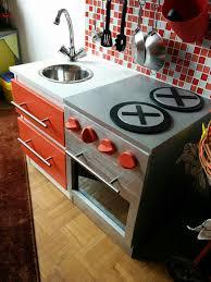 construire cuisine diy construire une cuisine pour enfant sur une base ikéa