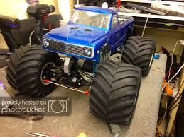 100 Biggest Monster Truck Clodpounder For My Son ClodTalk The Nets Largest RC