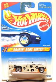 100 Mini Truck Wheels Hot 1995 Roarin Rods Series With Orange Base