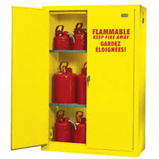ulc approved flammable storage cabinet from seton ca stock items