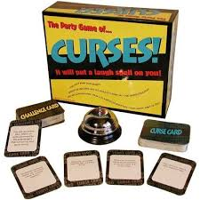 Amazon The Party Game Of Curses Toys Games